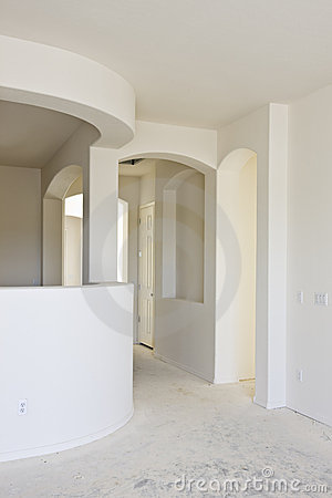 Free New Construction Of Drywall Interior Royalty Free Stock Photography - 11740317
