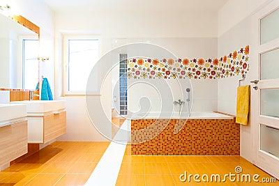 Amazing Badezimmer : Badezimmer Fliesen Gelb Badezimmer Fliesen Gelb In, Hause Ideen
