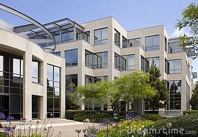 New Corporate Office Building in California