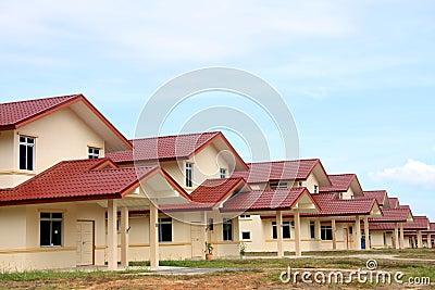 New developed housing