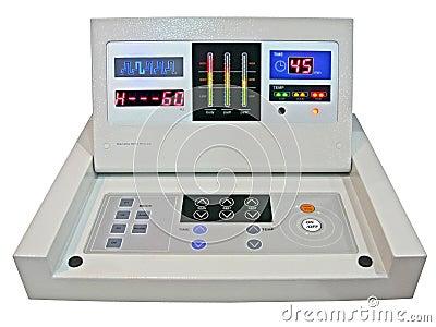 New digital control panel, diet medicine test