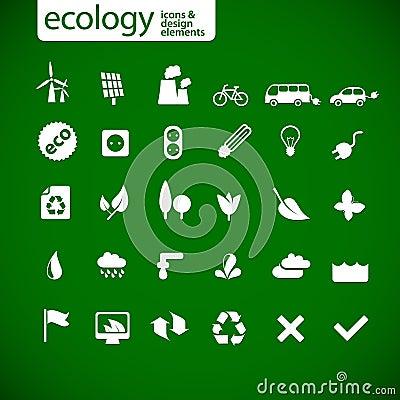 New ecology icons
