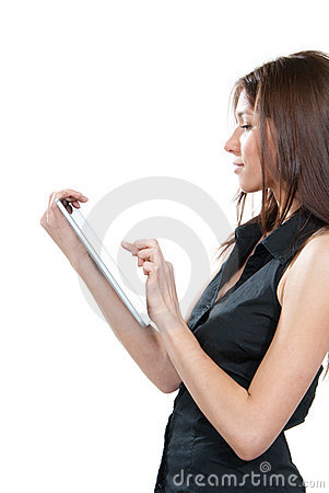 New electronic tablet touch pad