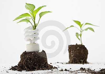 New Energy Stock Image - Image: 10819971