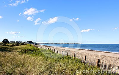 New England Beach