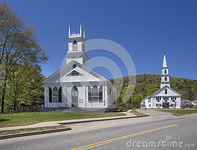 New England churches