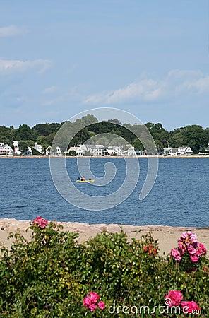 New England Coastline