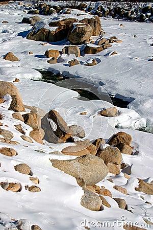 Free New England Winter Stock Photos - 1298513