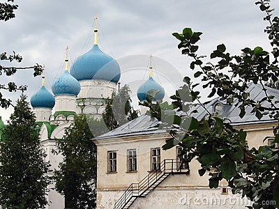 New Epiphany Cathedral, Epiphany Monastery, Uglich