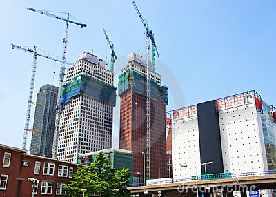 New The Hague Skyline To Come