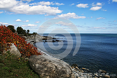 New Hampshire Coastline