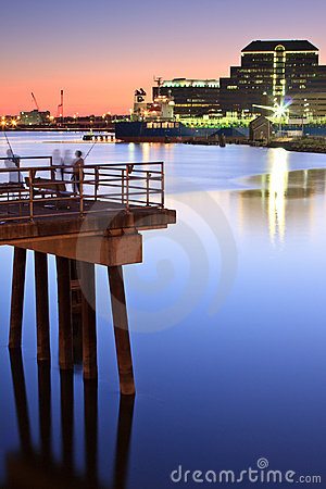 Free New Haven Harbor Royalty Free Stock Photography - 14209627