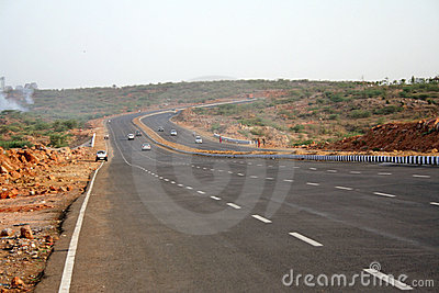 New highway roads- a new face of India