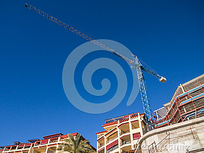 New Holiday Apartments Under Construction