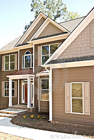 Free New Home/Close/Details Stock Image - 8409281