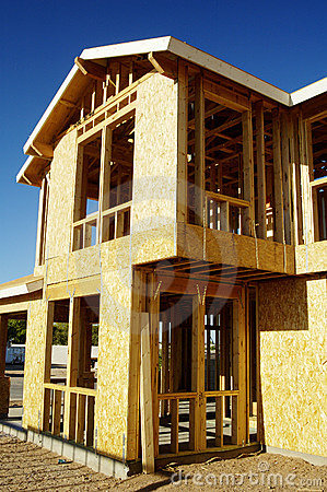 Free New Home Construction Stock Image - 361081