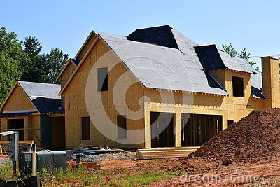 New Home Construction Free Public Domain Cc0 Image