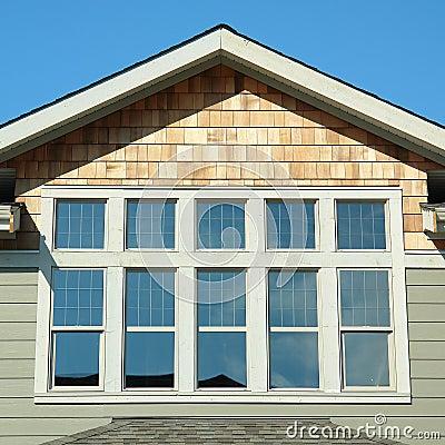 New Home Exterior Details