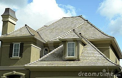 New Home House Roof