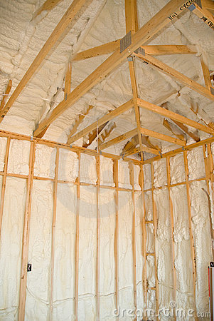 Free New Home Insulation Stock Photos - 3968793
