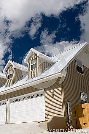 Free New House Royalty Free Stock Photo - 2259895