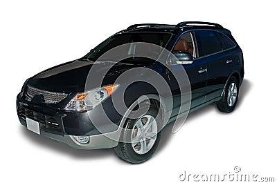 New Hyundai Veracruz Crossover