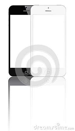 New iphone 5 Editorial Image
