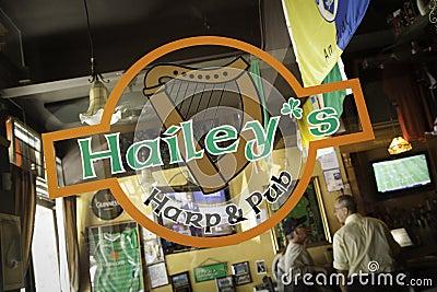 New Jersey Pubs - Hailey's, Metuchen