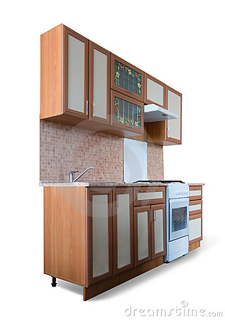 New kitchen furniture