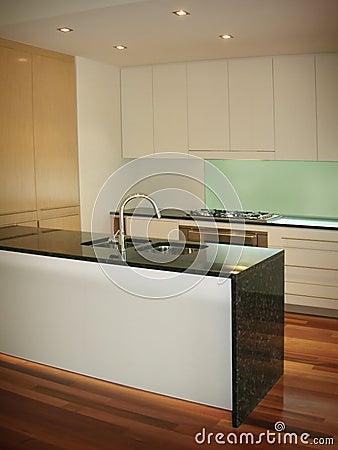 Free New Kitchen Ready Royalty Free Stock Image - 3443276