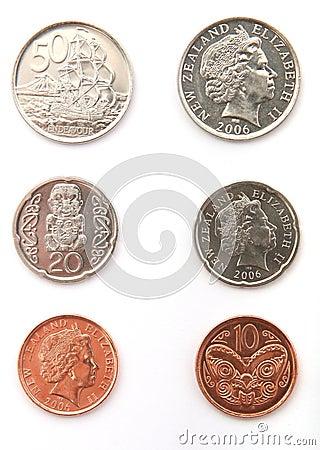 New Kiwi coins