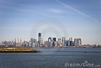 New Lower Manhattan