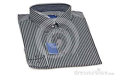 New man s shirt