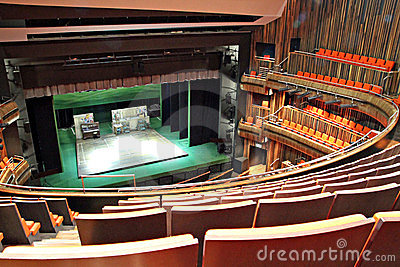 New Marlowe theatre Editorial Stock Photo