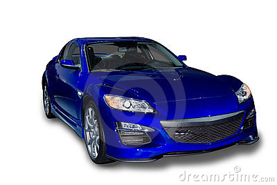 New Mazda RX-8  Sports Car