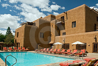 New Mexico resort hotel