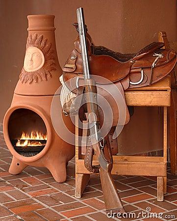 Free New Mexico Still Life Stock Photography - 4244952