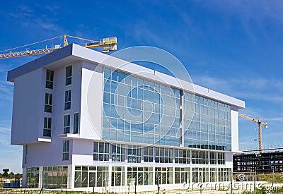 New Modern Building