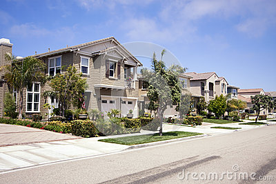 New Modern Home Community in Southern California