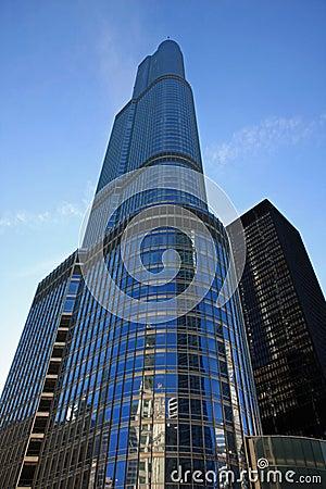 New modern Hotel and Condominium in Chicago