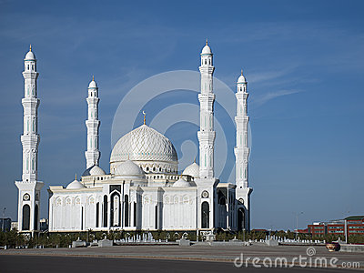 New Mosque of Astana