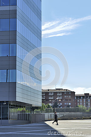 Free New Office Building Stock Photography - 42590472