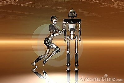 New and old robots