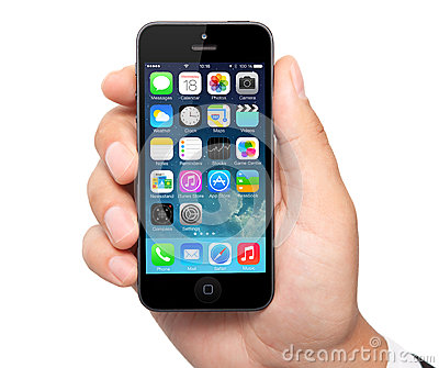 Apple Iphone 5: Apple Iphone 5 Operating System