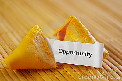 New opportunity