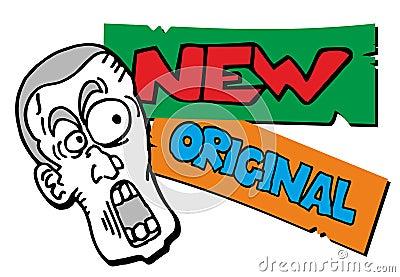 New and original
