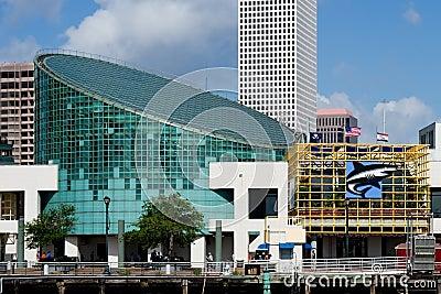 New Orleans aquarium Editorial Image