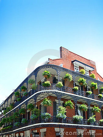 Free New Orleans Architecture Stock Photo - 1621260