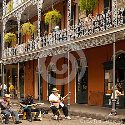 New Orleans - United States of America Editorial Stock Image