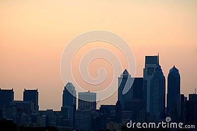 New Philadelphia Skyline